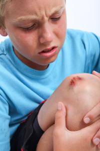 cicatricilor în urma leziunilor abrazive